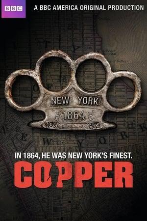 Copper - A törvény ára
