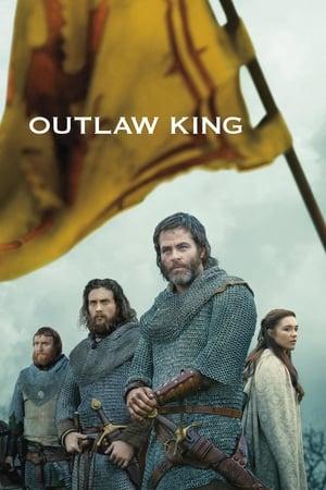 Törvényen kívüli király poszter