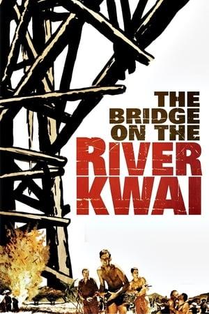 Híd a Kwai folyón poszter