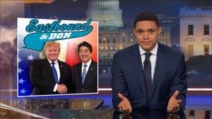 The Daily Show with Trevor Noah 23. évad Ep.17 17. rész