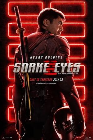 Kígyószem: G.I. Joe - A kezdetek poszter