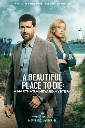A Beautiful Place to Die: A Martha's Vineyard Mystery poszter