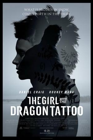 A tetovált lány poszter