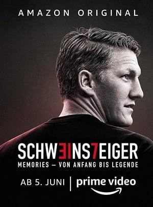 Schweinsteiger Memories: Von Anfang bis Legende poszter