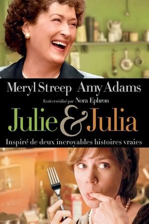 Julie & Julia - Két nő, egy recept poszter