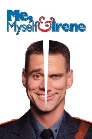 Én és én meg az Irén poszter