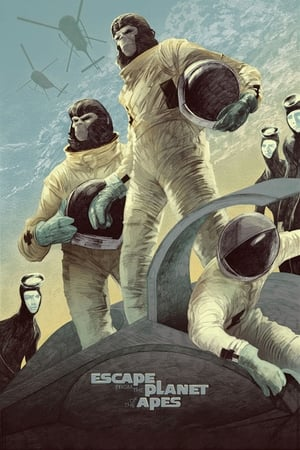 A majmok bolygója III. - A menekülés