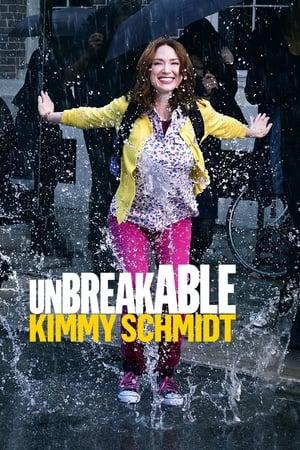 A megtörhetetlen Kimmy Schmidt poszter