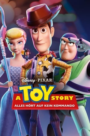 Toy Story 4. poszter