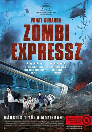 Vonat Busanba - A zombiexpressz