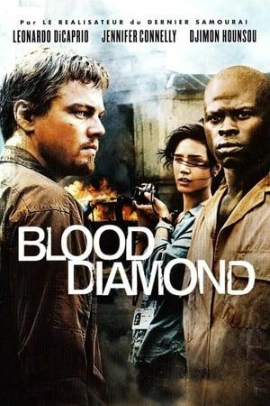 Véres gyémánt poszter