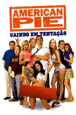 Amerikai pite 6. - Béta-ház poszter