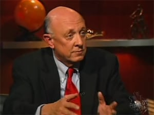 The Colbert Report 2. évad Ep.18 James Woolsey