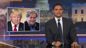 The Daily Show with Trevor Noah 23. évad Ep.38 38. rész