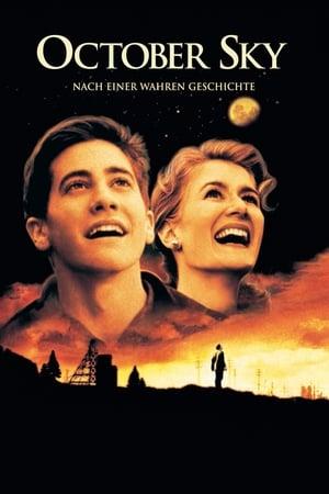 Októberi égbolt poszter
