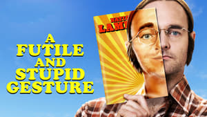 A Futile and Stupid Gesture háttérkép