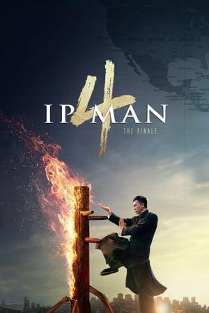 Ip Man 4 - A befejezés poszter