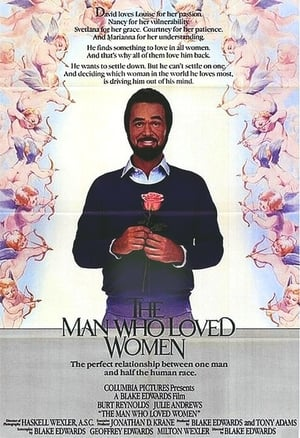 The Man Who Loved Women poszter