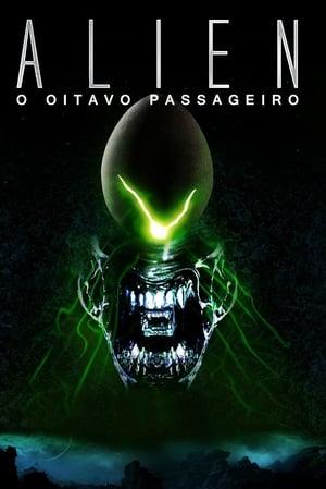 A nyolcadik utas: a Halál poszter