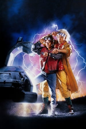 Back to the Future Part II poszter
