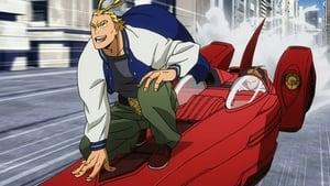 Boku no Hero Academia mozifilm: Két hős háttérkép