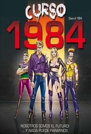 Class of 1984 poszter