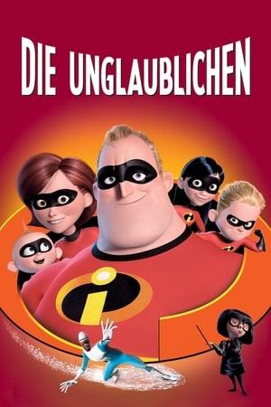 A hihetetlen család poszter