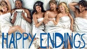 Happy Endings - Fuss el véle! kép