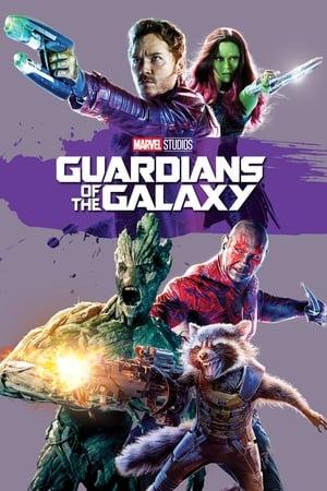 A galaxis őrzői poszter