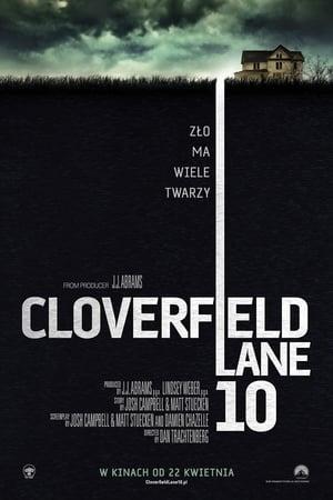 Cloverfield Lane 10. poszter
