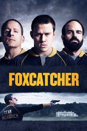 Foxcatcher poszter