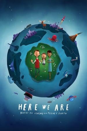Itt vagyunk: Jegyzetek az életről a Földön