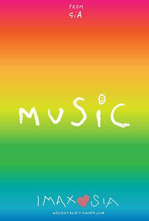 Music poszter