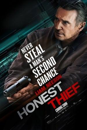 Becsületes tolvaj poszter