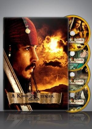 A Karib-tenger kalózai filmek