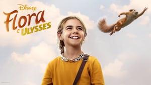 Flora és Ulysses háttérkép
