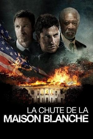 Támadás a Fehér Ház ellen poszter