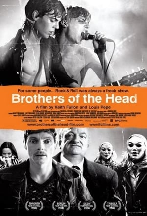 Brothers of the Head poszter