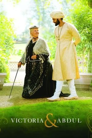 Viktória királynő és Abdul poszter