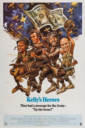 Kelly hősei poszter