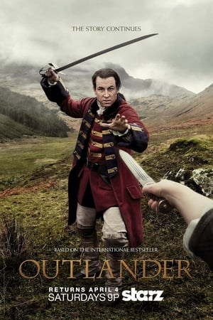 Outlander - Az idegen poszter