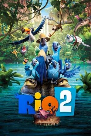 Rio 2. poszter