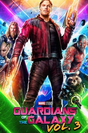 Guardians of the Galaxy Vol. 3 poszter