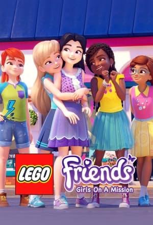 Lego Friends: Lányok bevetésen