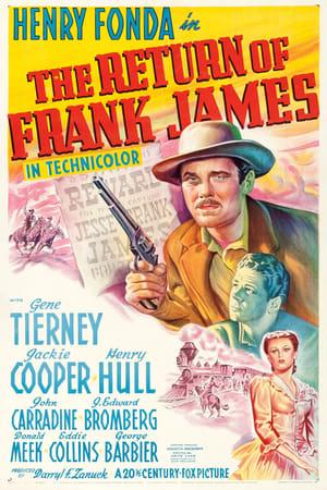 Frank James visszatér