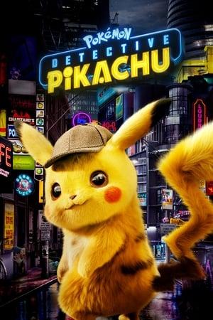 Pokémon - Pikachu, a detektív poszter