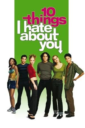 10 dolog, amit utálok benned poszter