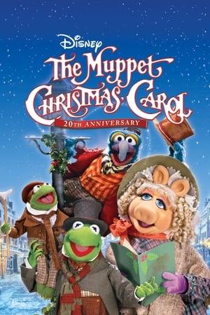 Muppeték karácsonyi éneke poszter