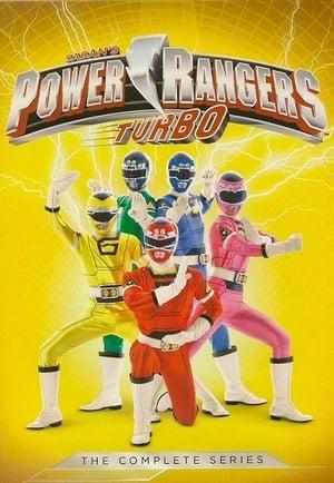 Power Rangers - Misztikus erő
