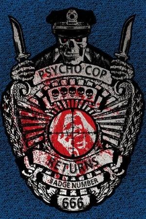 Veszett zsaru 2. poszter